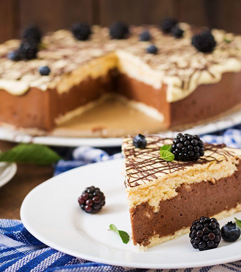 Big Slice Of Cake
