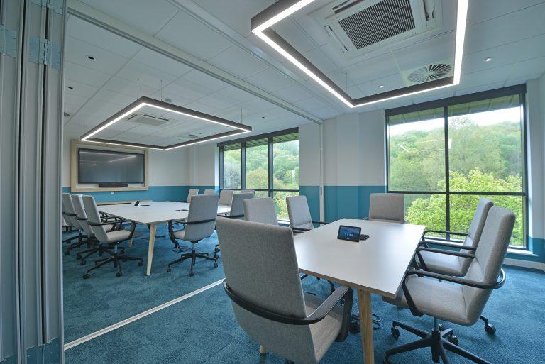 Ascentis Office Fitout